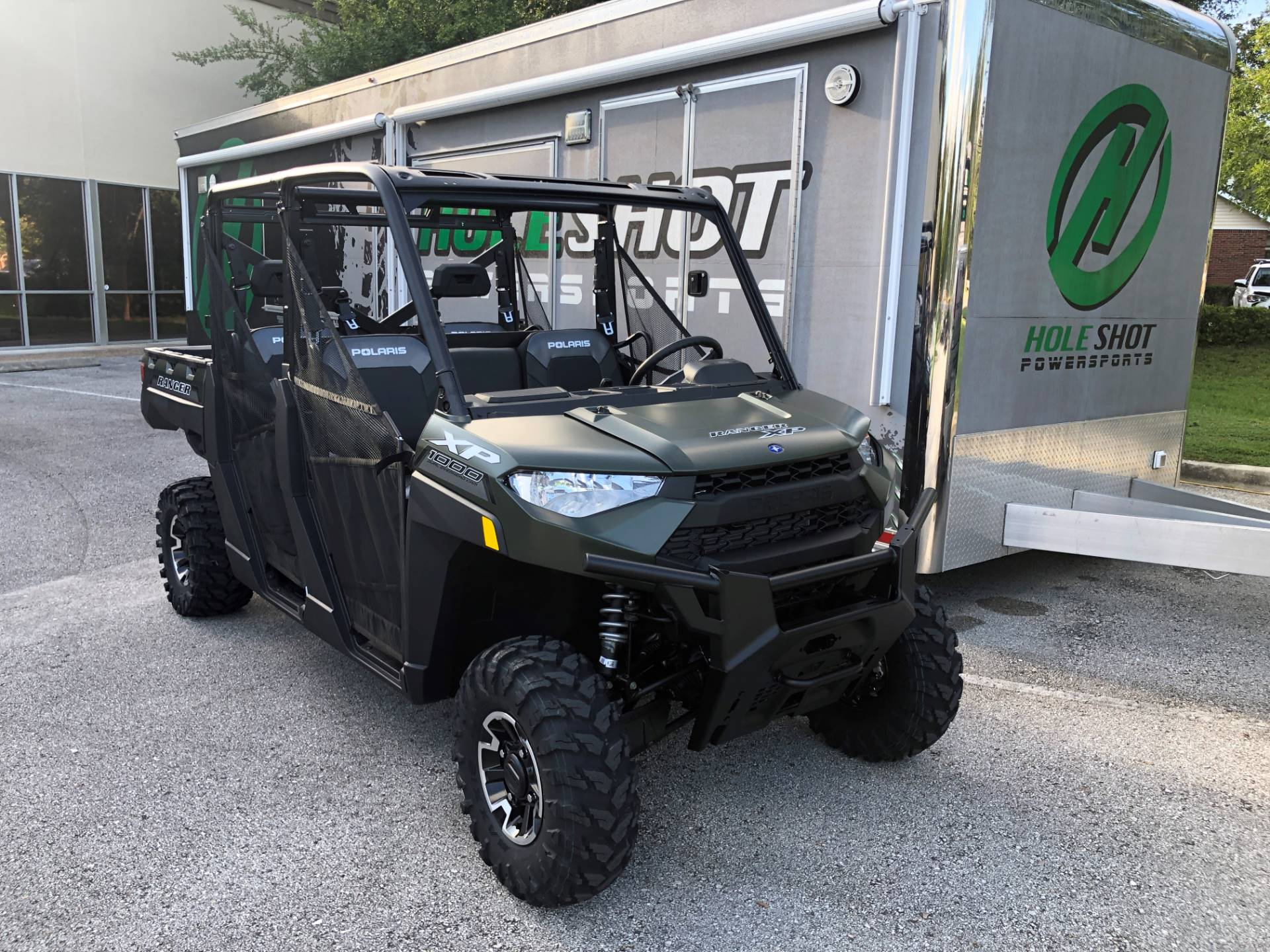 2020 Polaris Ranger Crew XP 1000 Premium in Fleming Island, Florida - Photo 5