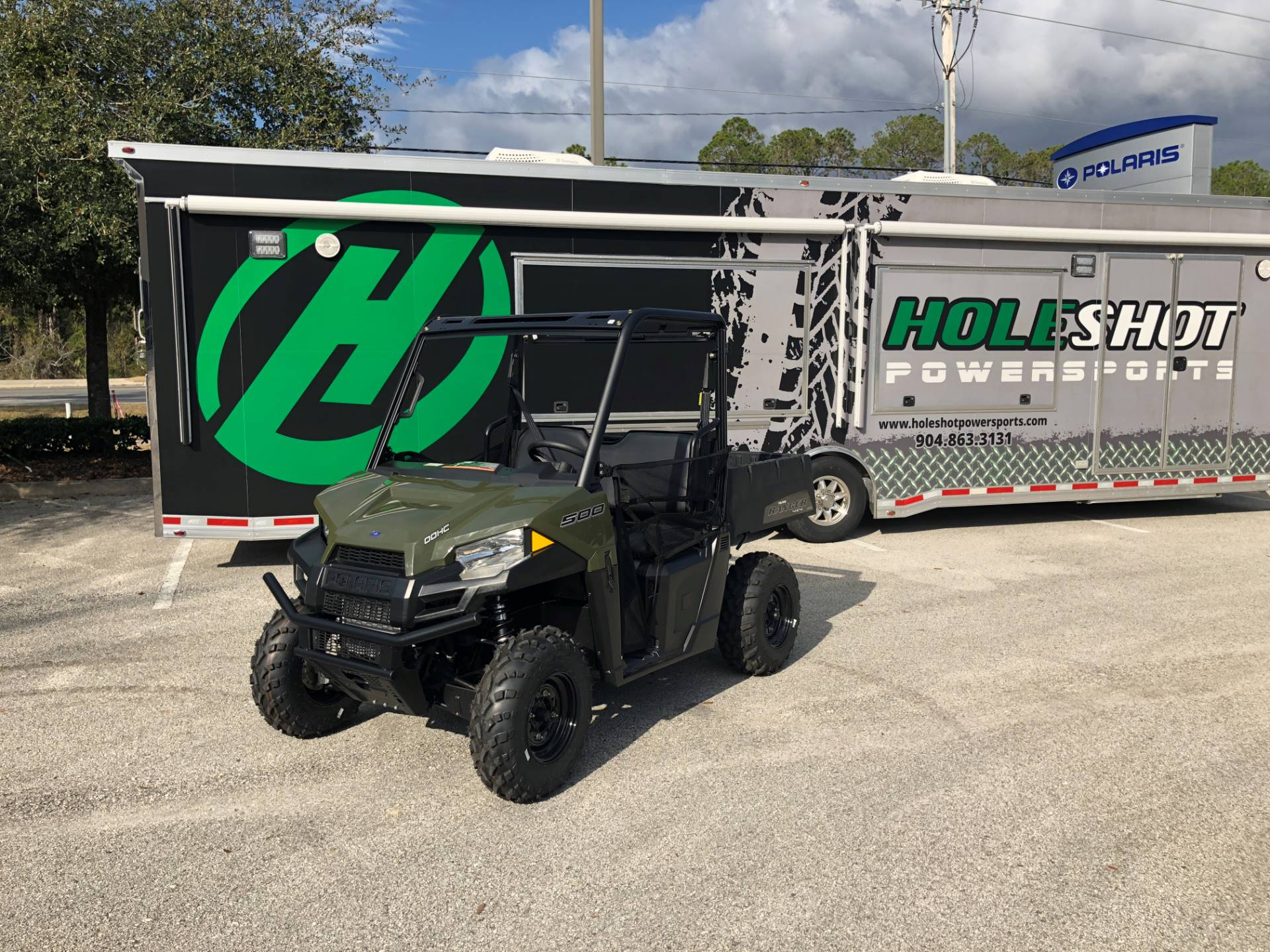 2020 Polaris Ranger 500 in Fleming Island, Florida - Photo 1