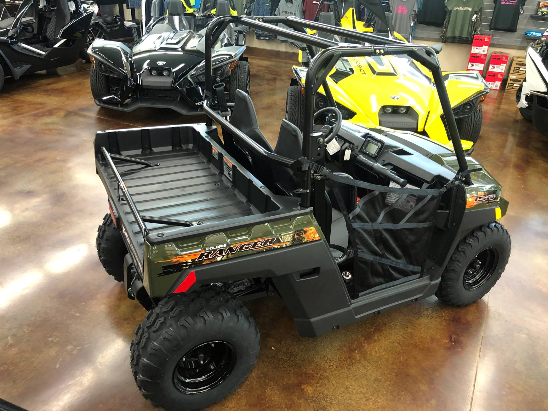 2020 Polaris Ranger 150 EFI in Fleming Island, Florida - Photo 3