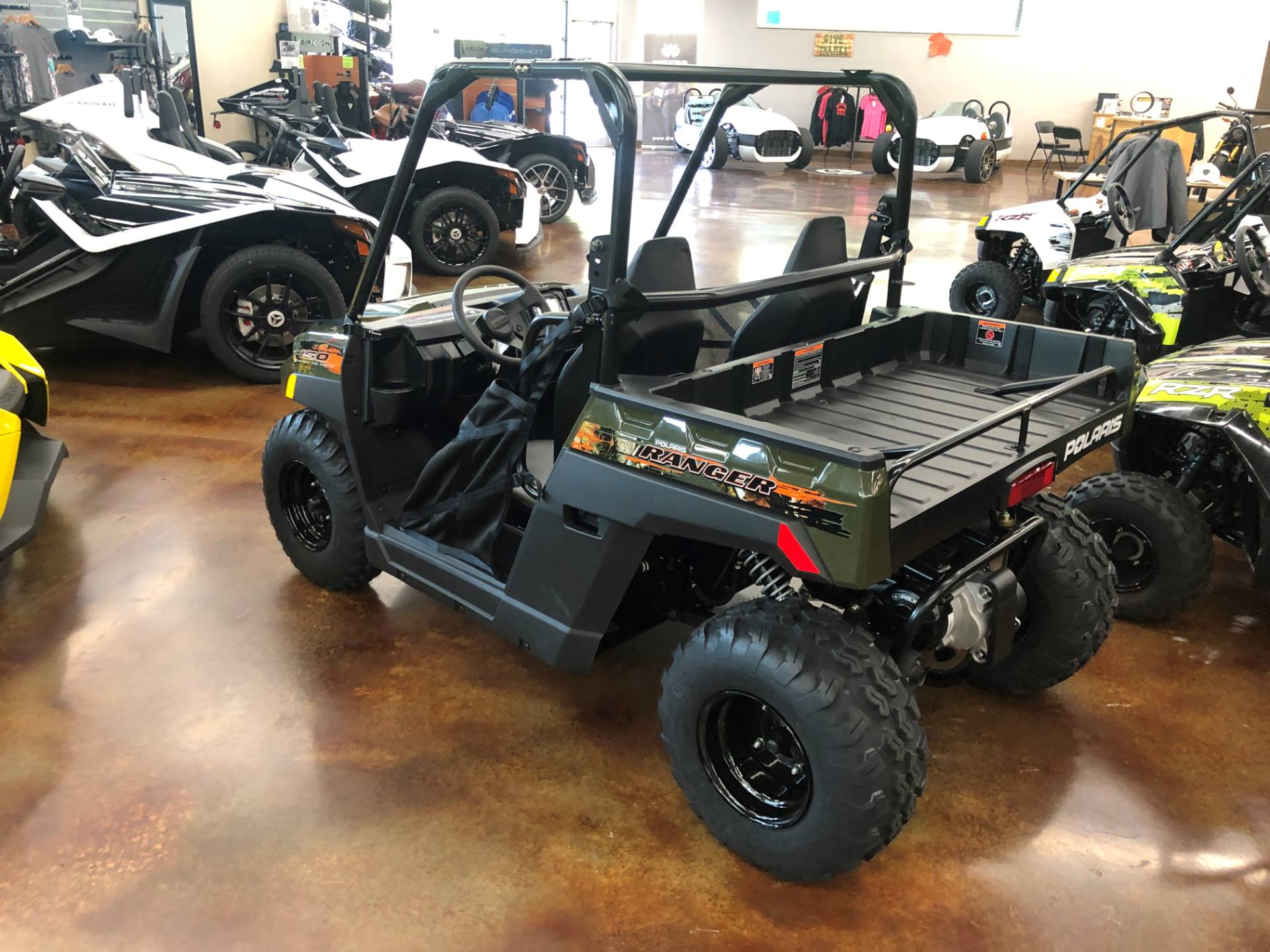 2020 Polaris Ranger 150 EFI in Fleming Island, Florida - Photo 4