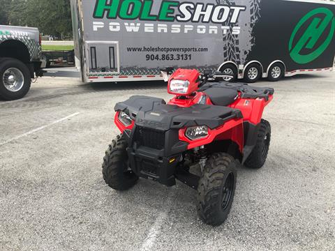 2019 Polaris Sportsman 450 H.O. in Fleming Island, Florida - Photo 2