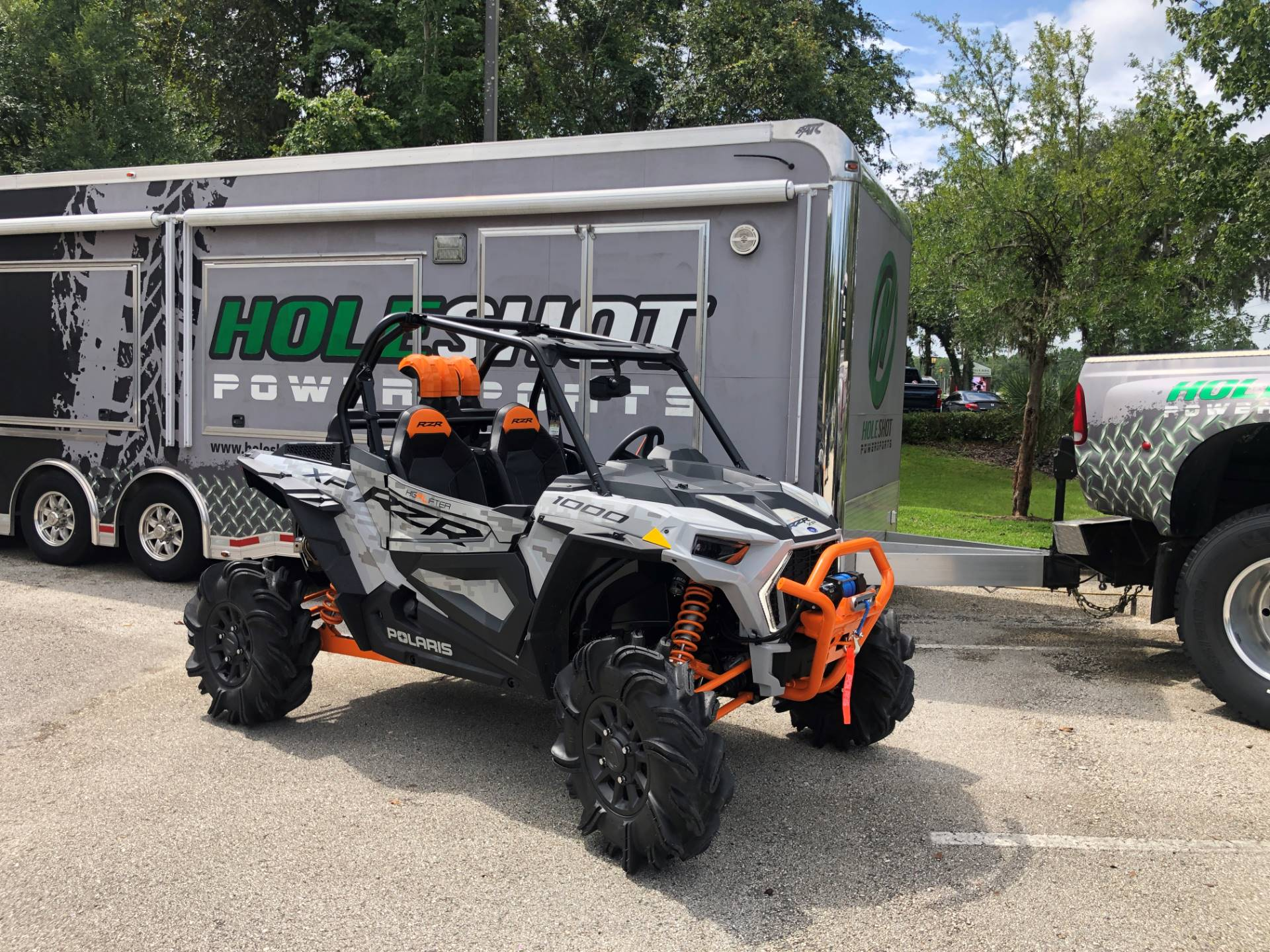 2021 Polaris RZR XP 1000 High Lifter in Fleming Island, Florida - Photo 1