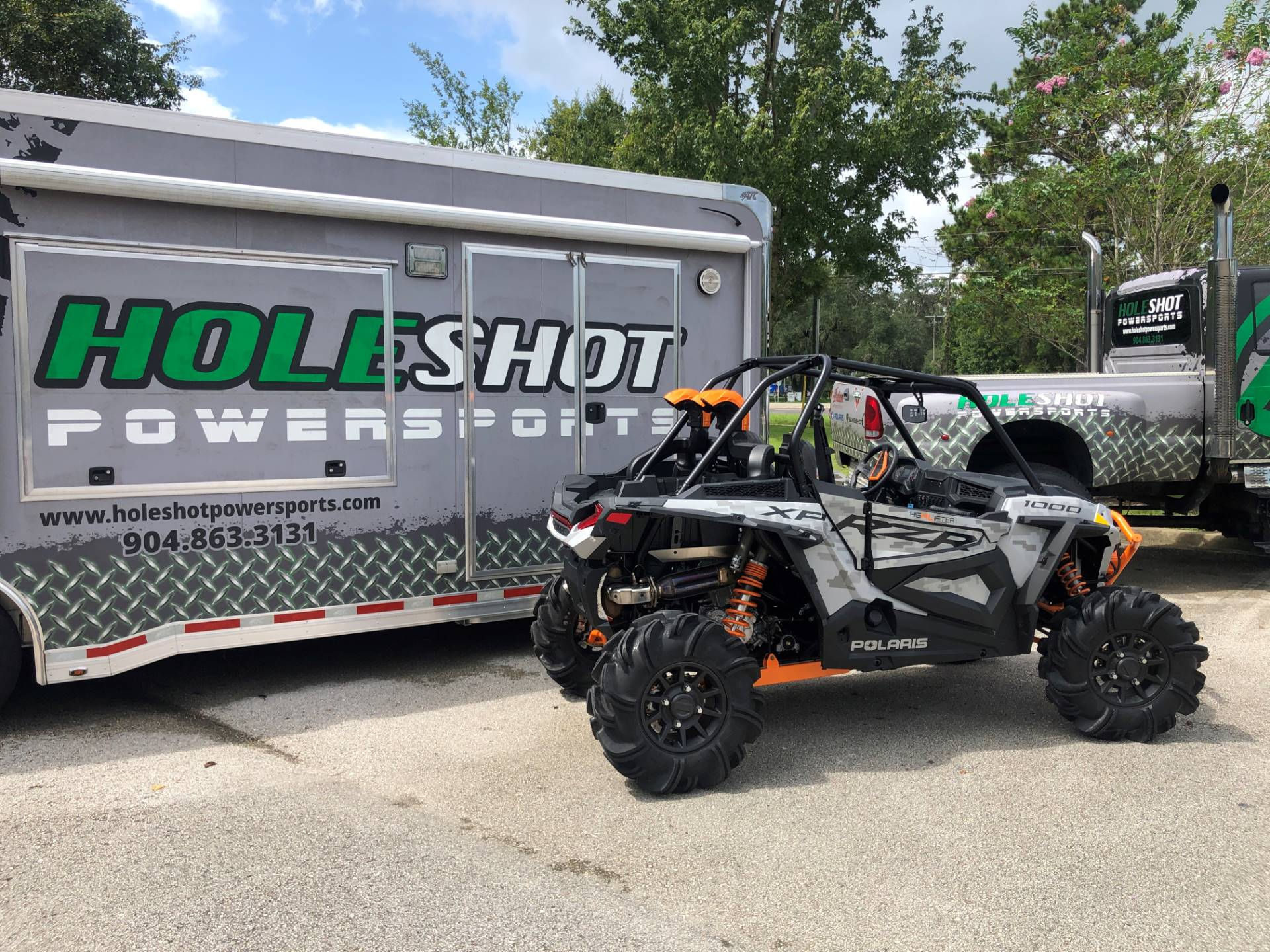 2021 Polaris RZR XP 1000 High Lifter in Fleming Island, Florida - Photo 4