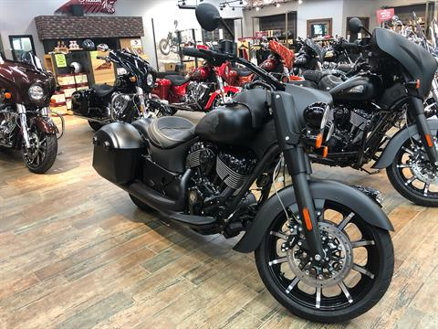 2019 Indian Springfield® Dark Horse® ABS in Fleming Island, Florida - Photo 1