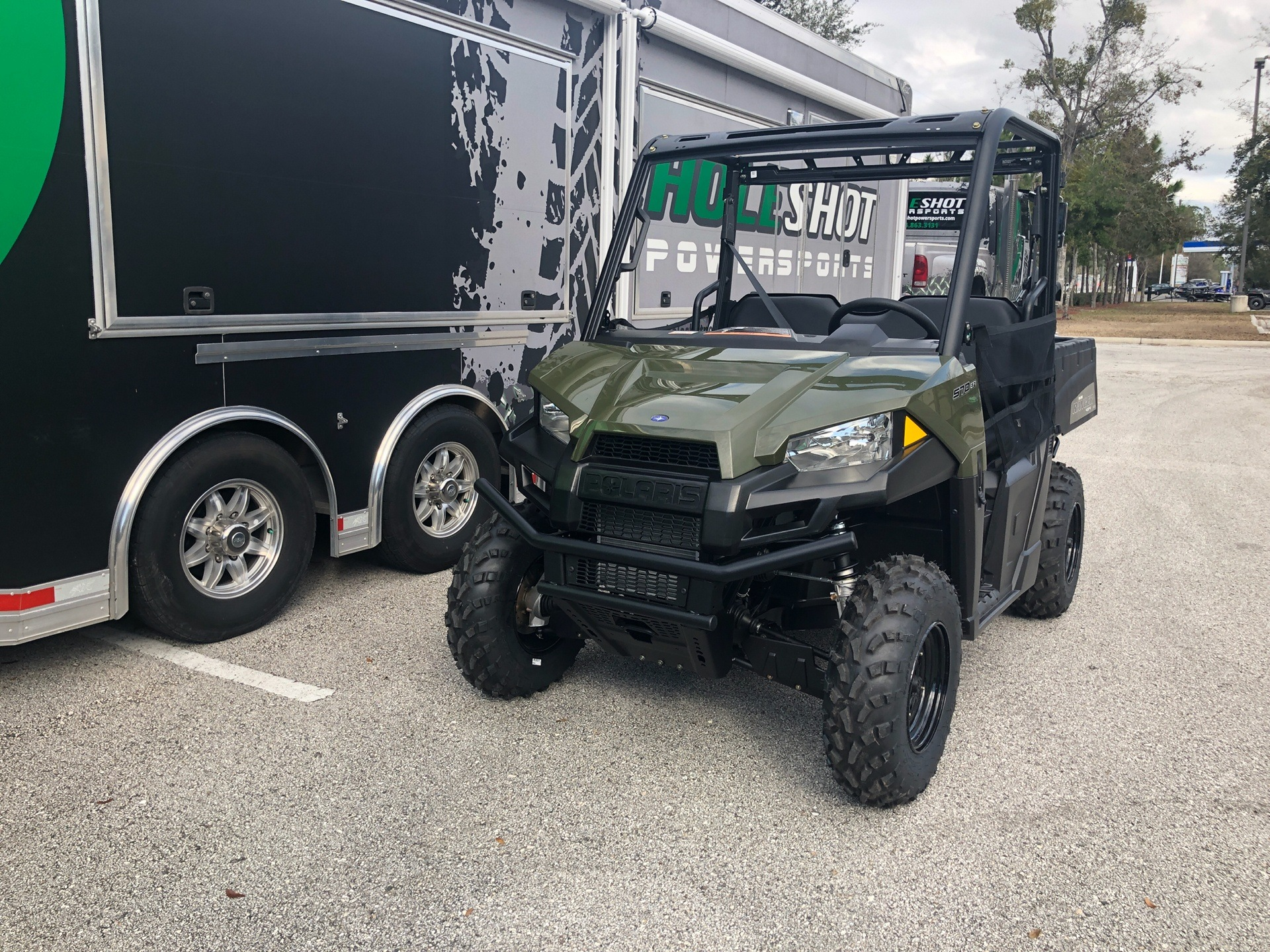 2019 Polaris Ranger 570 in Fleming Island, Florida