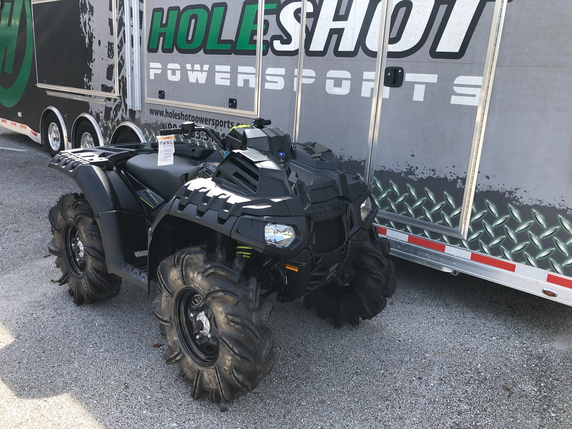 2020 Polaris Sportsman 850 High Lifter Edition in Fleming Island, Florida - Photo 4