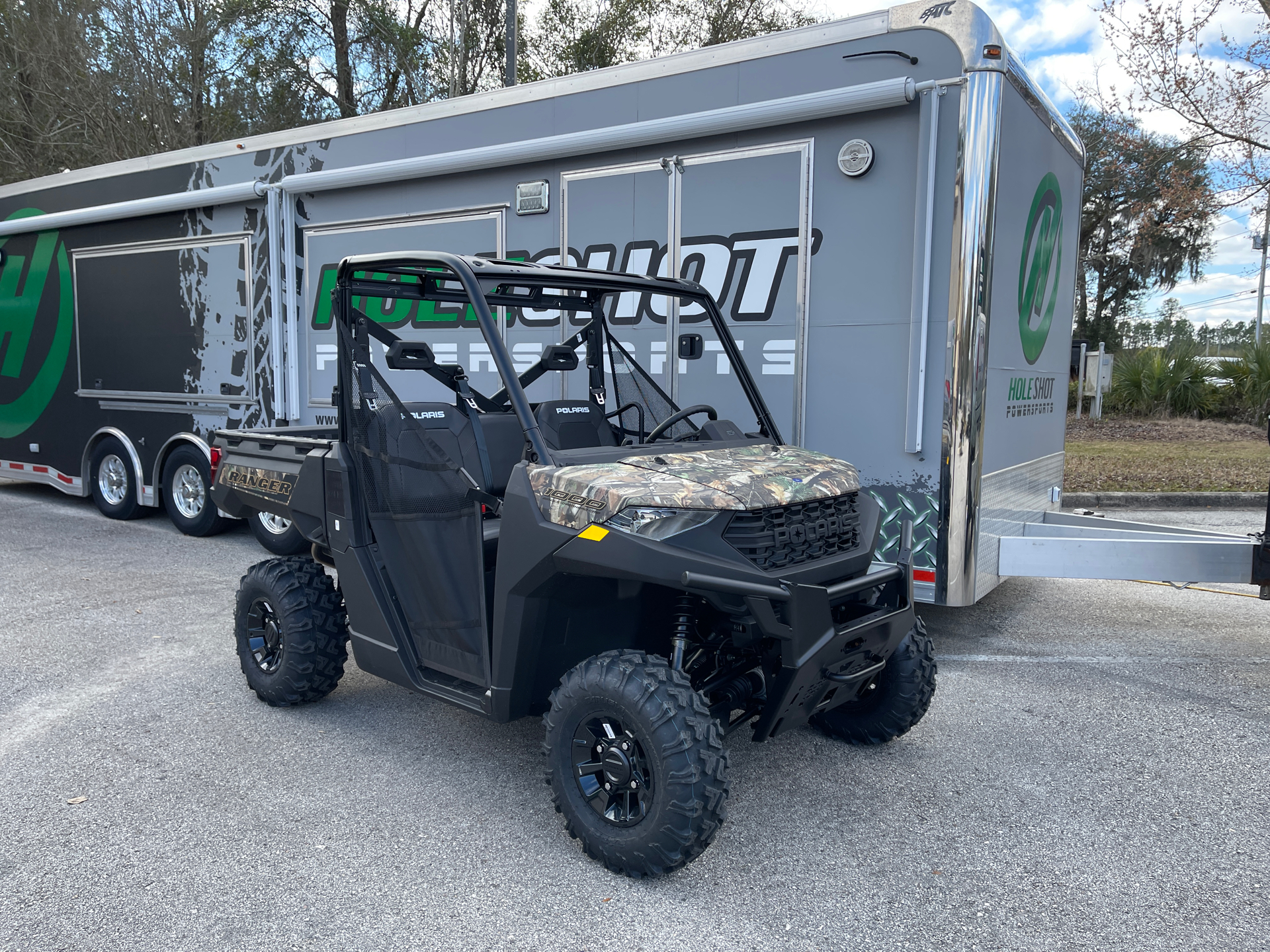 2021 Polaris Ranger 1000 Premium in Fleming Island, Florida - Photo 4
