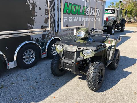 2019 Polaris Sportsman 570 EPS in Fleming Island, Florida - Photo 2