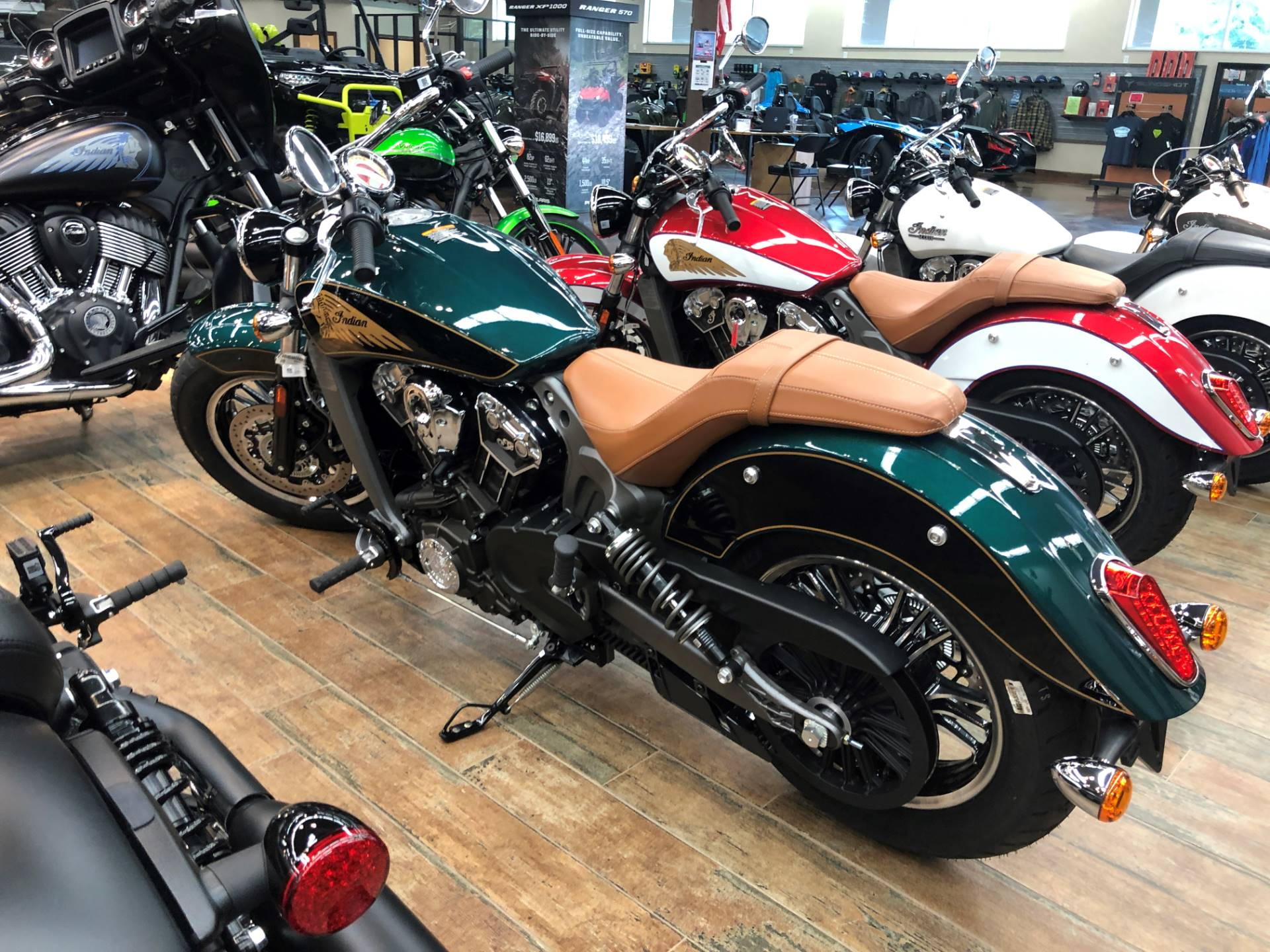 2020 Indian Scout® ABS in Fleming Island, Florida - Photo 4
