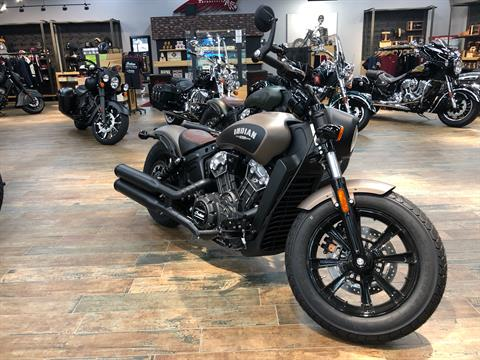 2020 Indian Scout® Bobber ABS in Fleming Island, Florida - Photo 1