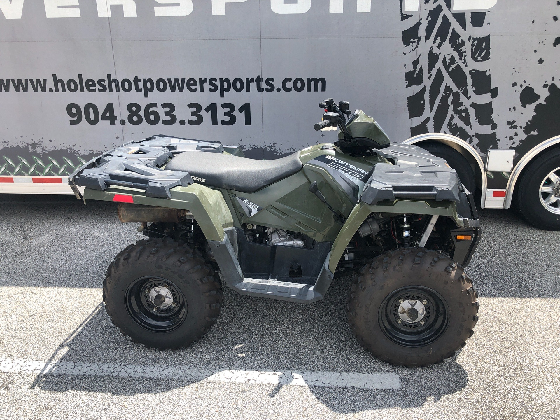 2017 Polaris Sportsman 570 EPS in Fleming Island, Florida