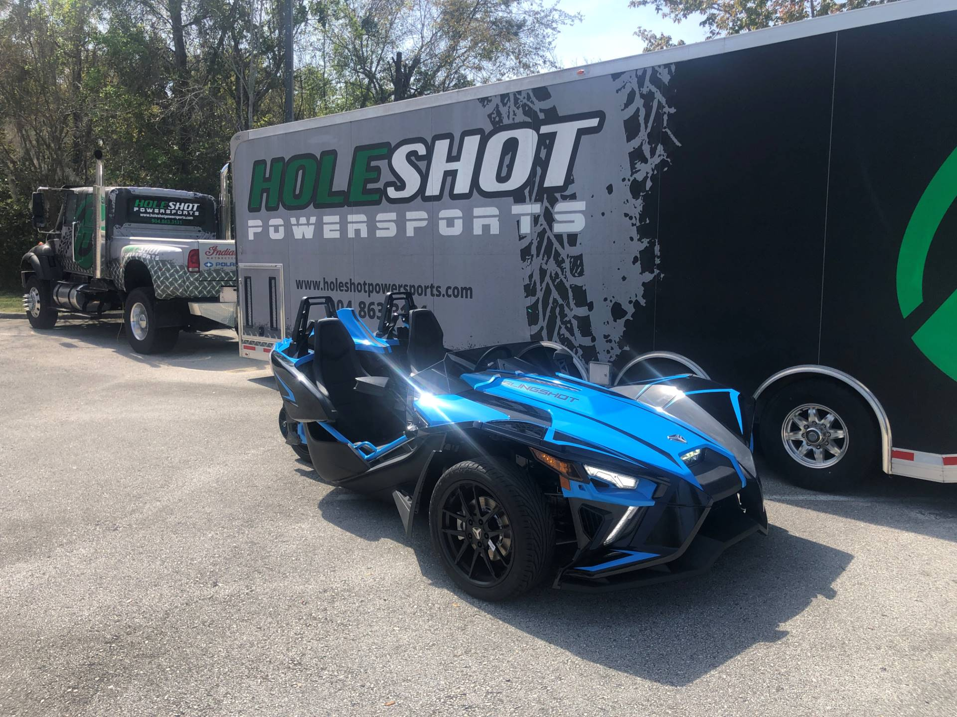 2020 Slingshot Slingshot R AutoDrive in Fleming Island, Florida - Photo 7