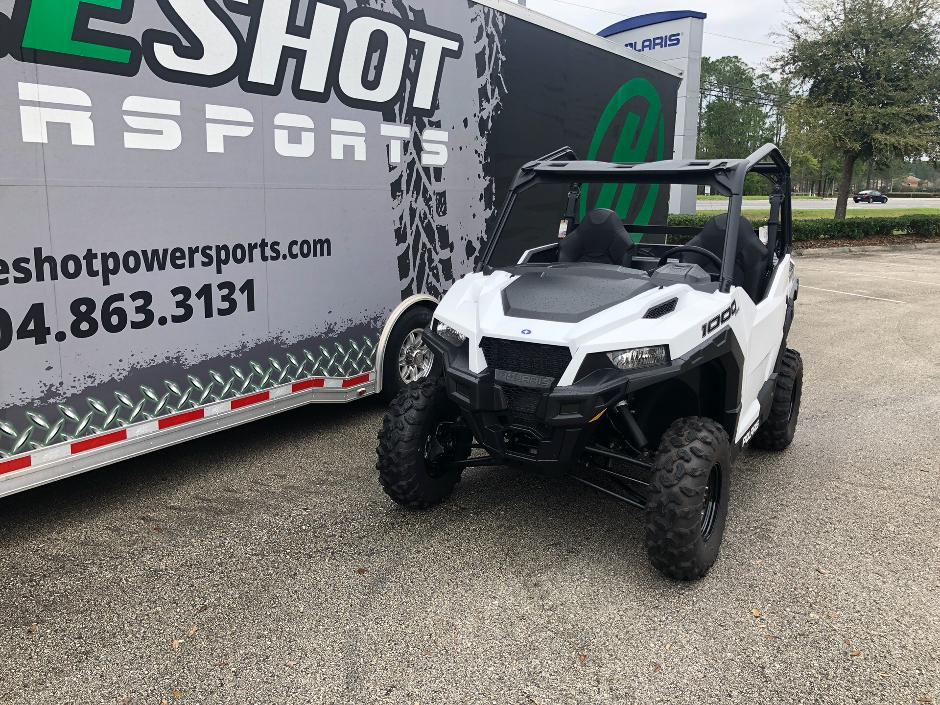 2019 Polaris General 1000 EPS in Fleming Island, Florida