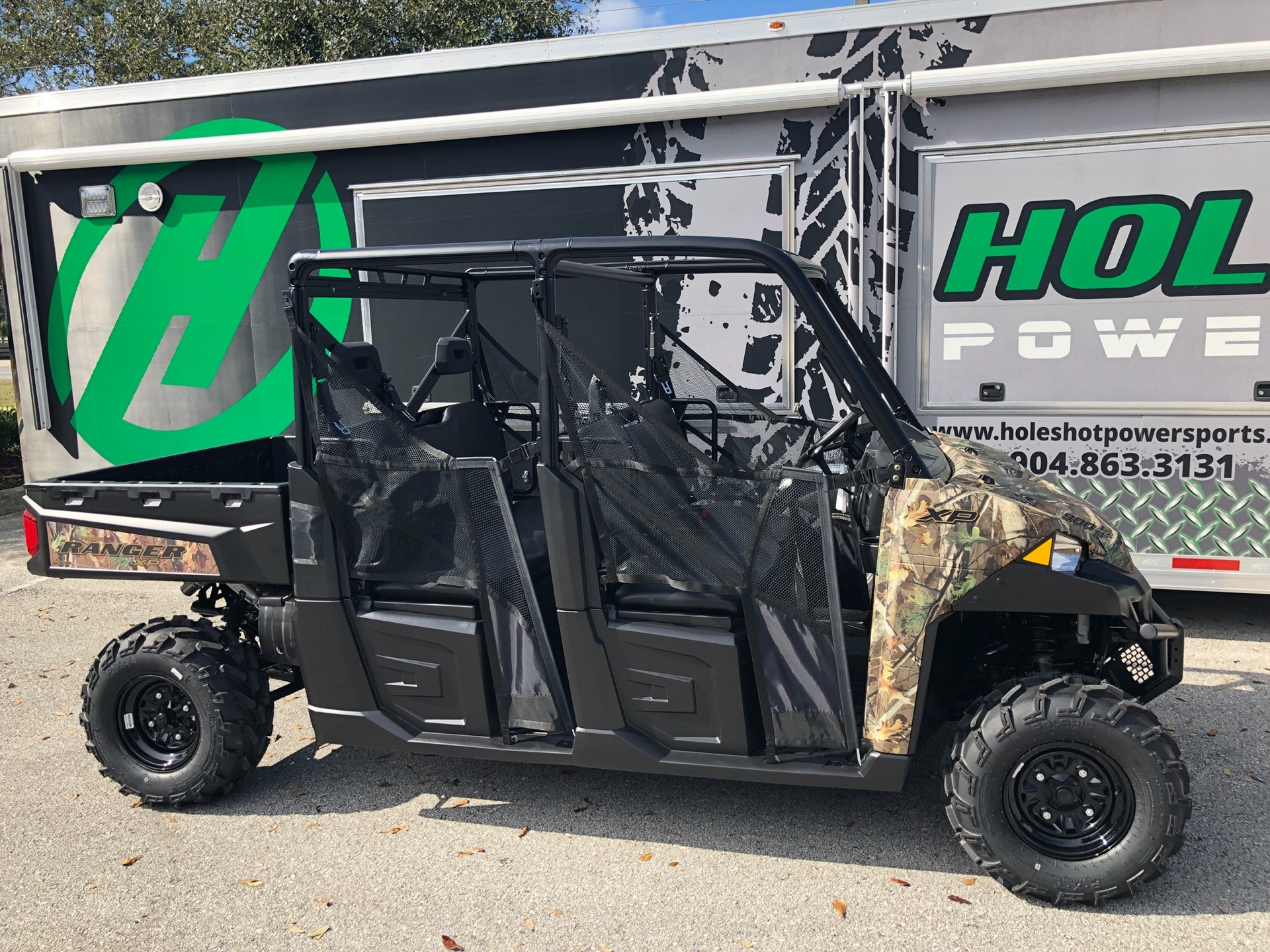 2019 Polaris Ranger Crew XP 900 EPS in Fleming Island, Florida - Photo 4