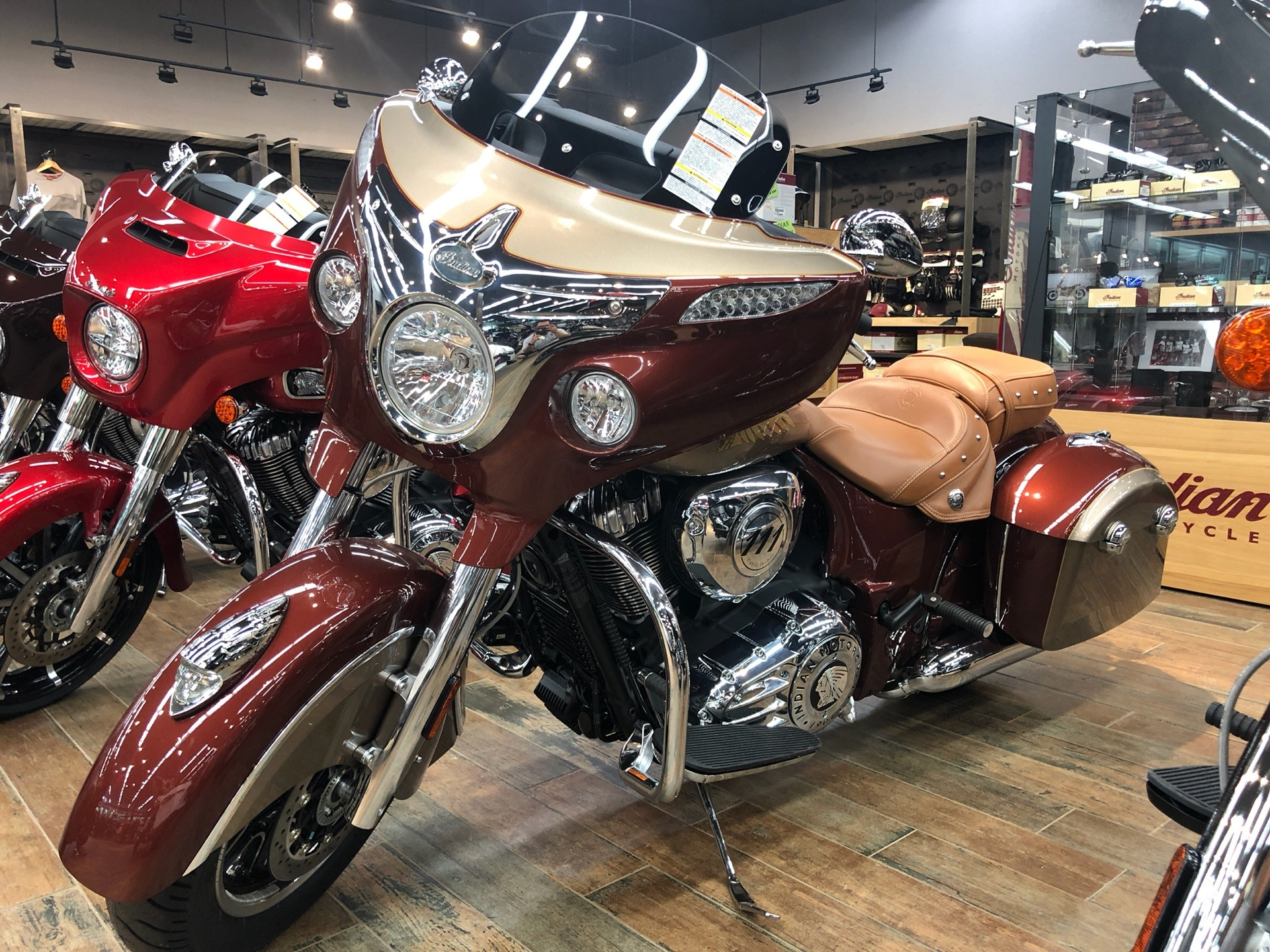 2019 Indian Chieftain® Classic Icon Series in Fleming Island, Florida - Photo 1