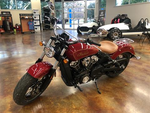 2020 Indian Scout® 100th Anniversary in Fleming Island, Florida - Photo 3