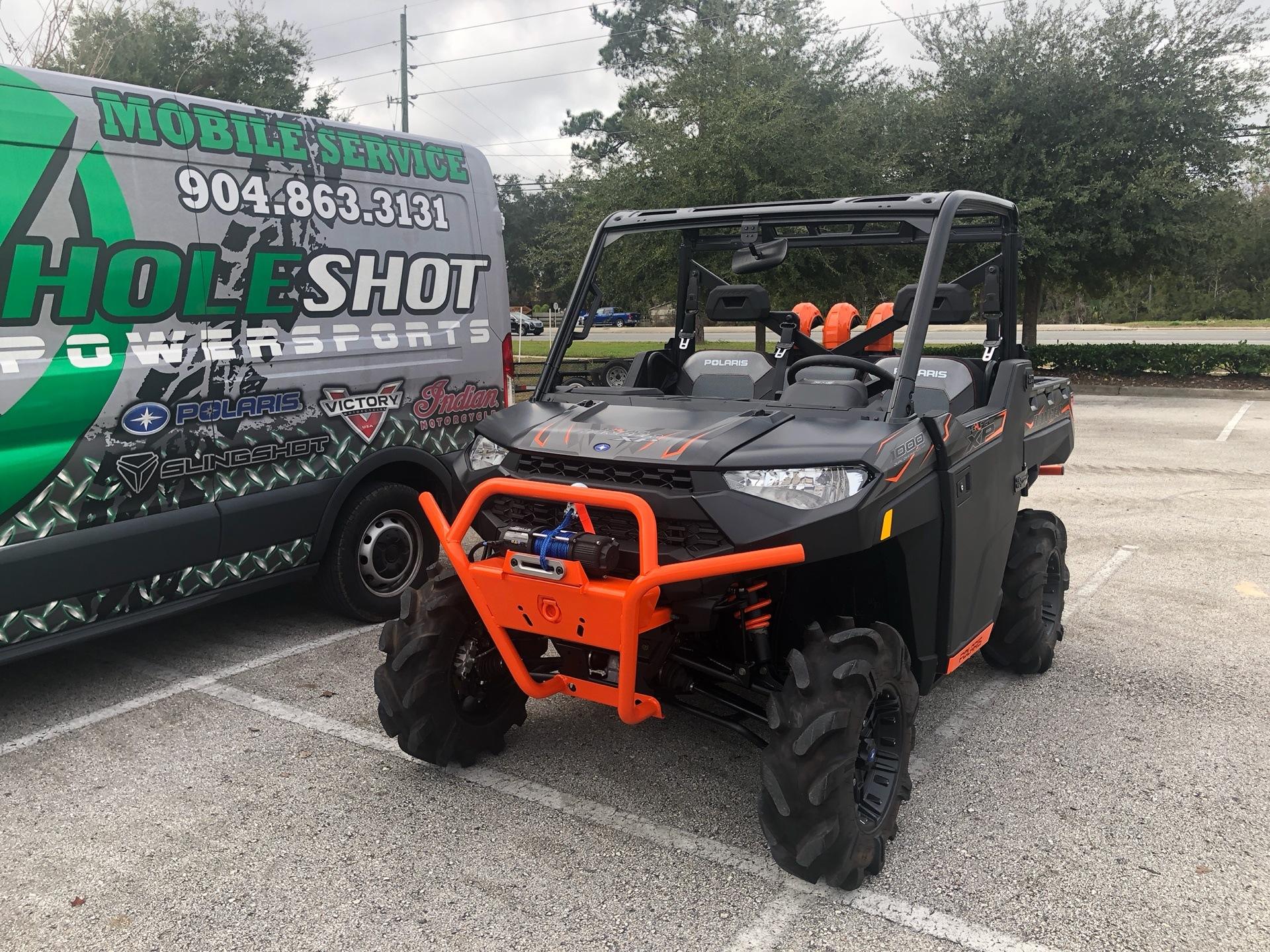 2019 Polaris Ranger XP 1000 EPS High Lifter Edition in Fleming Island,  Florida