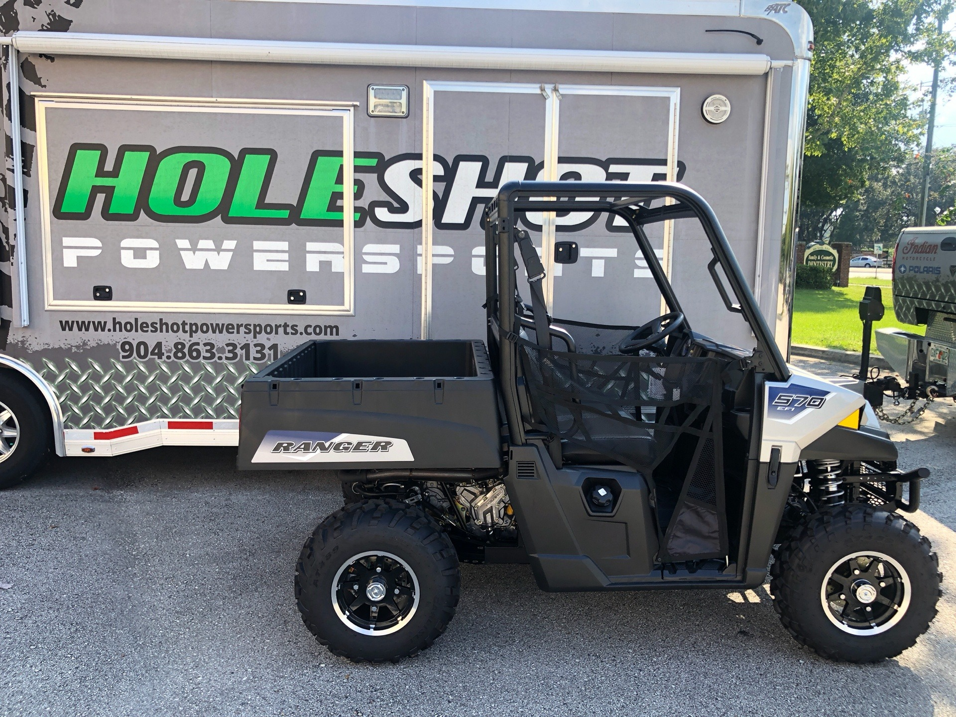 2020 Polaris Ranger 570 EPS in Fleming Island, Florida - Photo 1