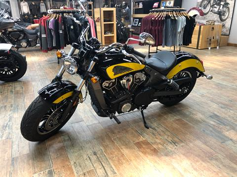 2019 Indian Scout® ABS Icon Series in Fleming Island, Florida