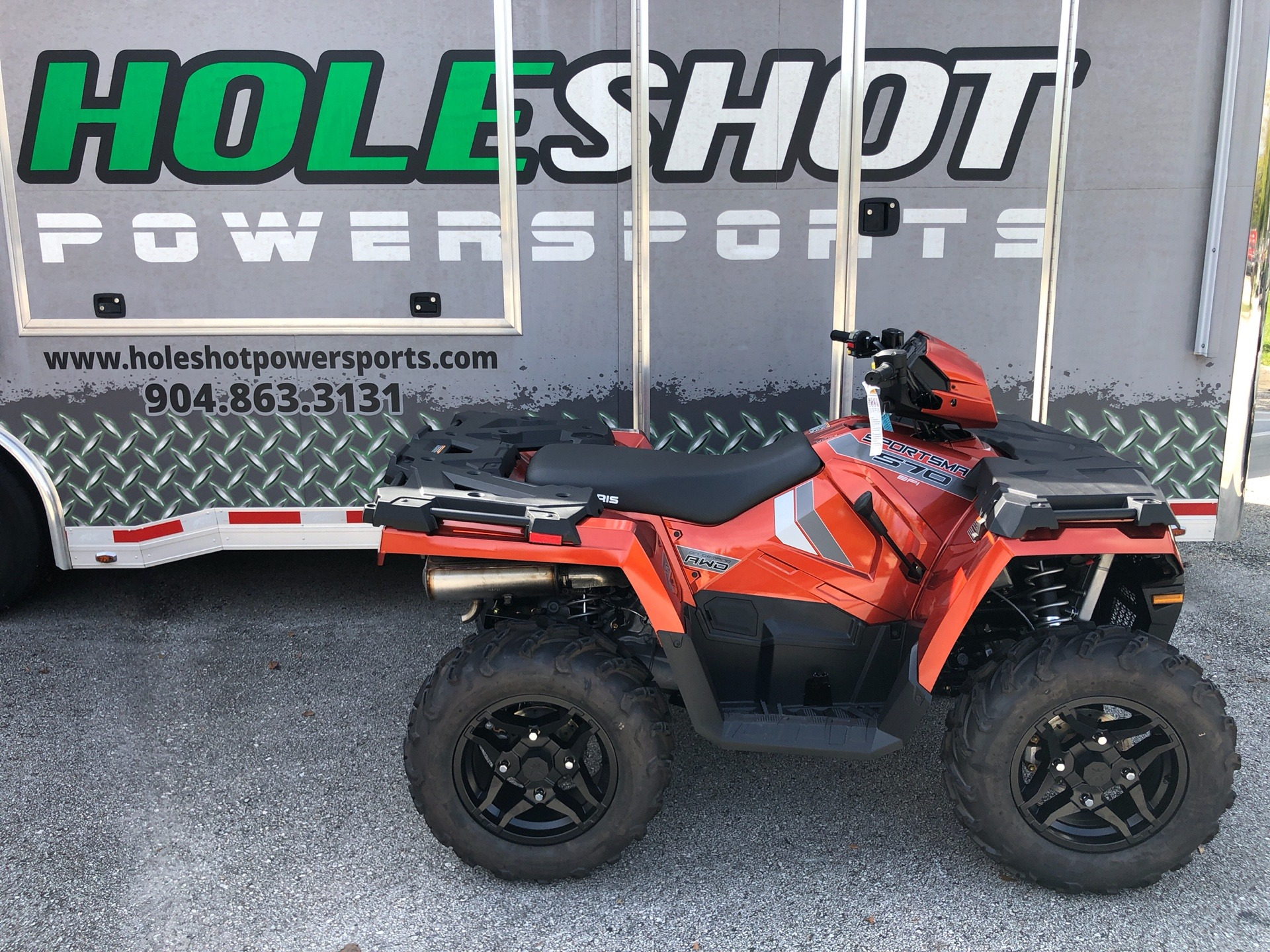 2020 Polaris Sportsman 570 Premium in Fleming Island, Florida - Photo 3