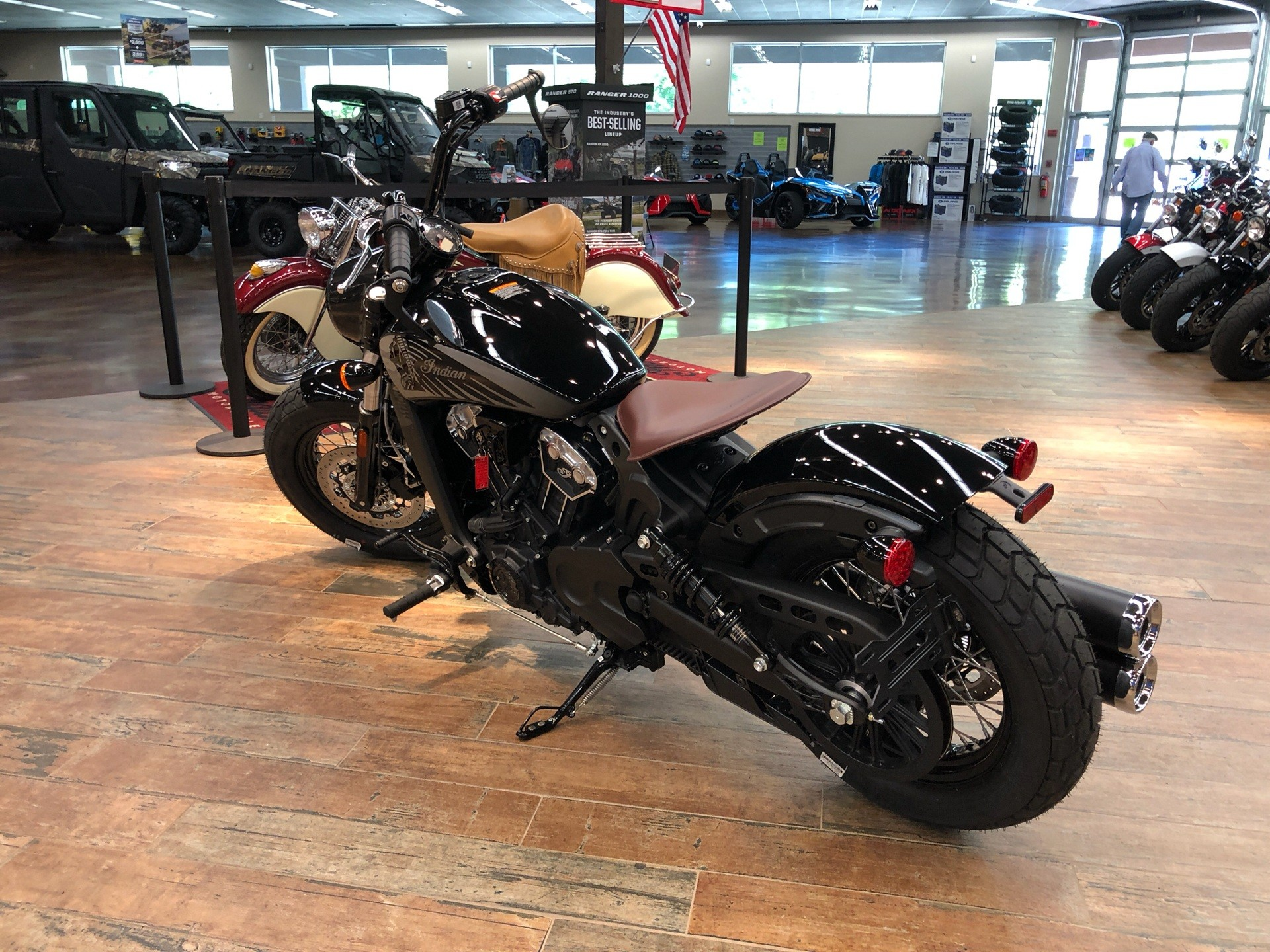 2020 Indian Scout® Bobber Twenty ABS in Fleming Island, Florida - Photo 3