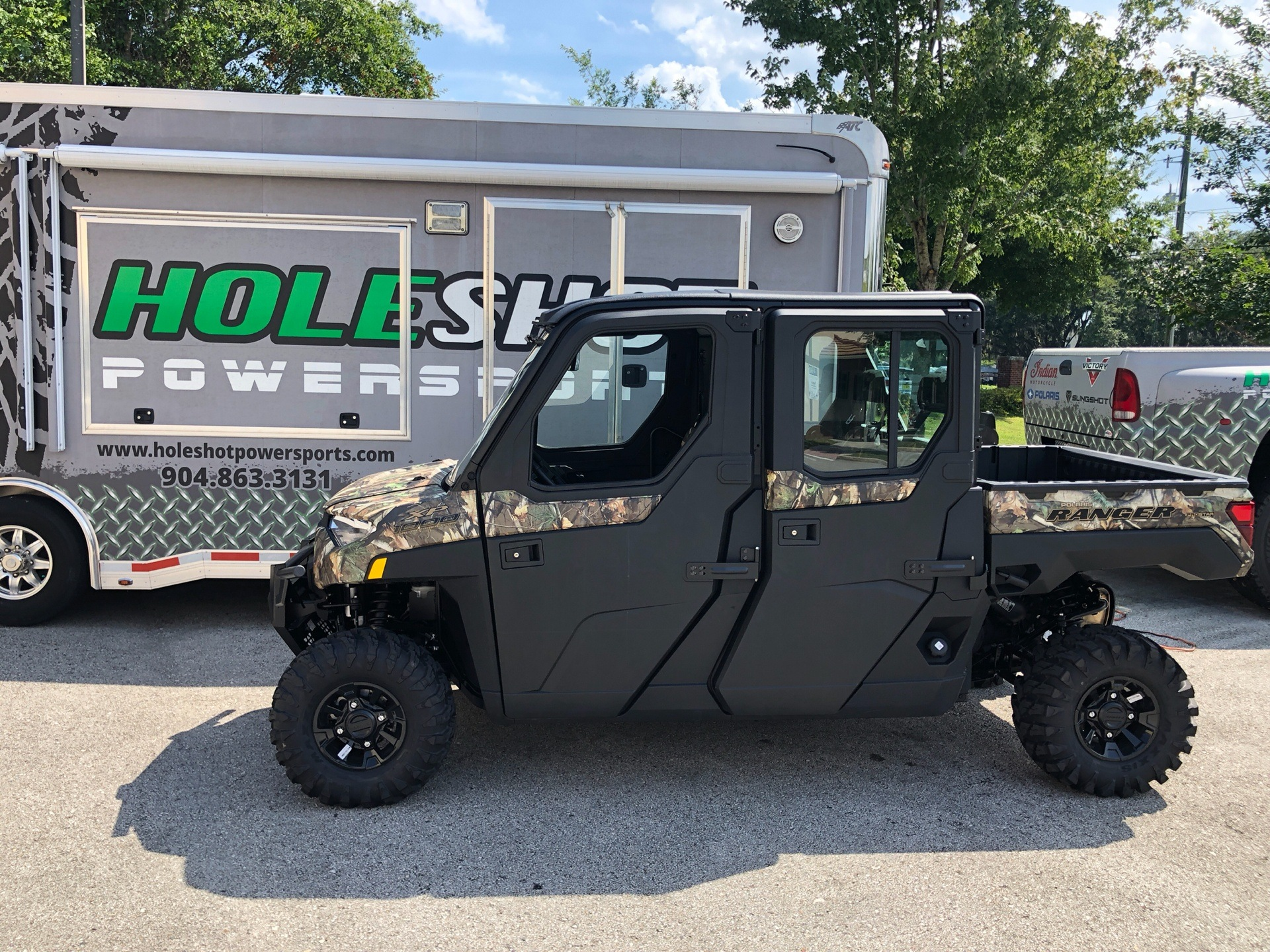 2019 Polaris RANGER CREW XP 1000 EPS NorthStar Edition Ride Command in Fleming Island, Florida - Photo 1