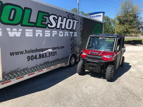 2019 Polaris Ranger Crew XP 1000 EPS NorthStar HVAC Edition in Fleming Island, Florida - Photo 2