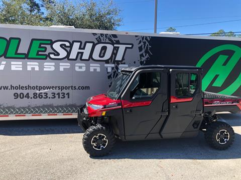 2019 Polaris Ranger Crew XP 1000 EPS NorthStar HVAC Edition in Fleming Island, Florida - Photo 1