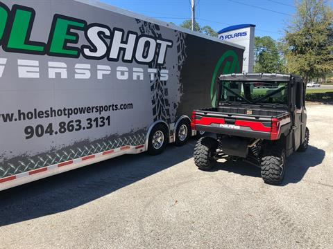 2019 Polaris Ranger Crew XP 1000 EPS NorthStar HVAC Edition in Fleming Island, Florida - Photo 5