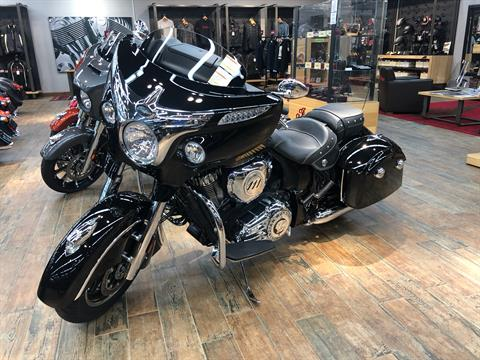 2019 Indian Chieftain® Classic ABS in Fleming Island, Florida - Photo 1