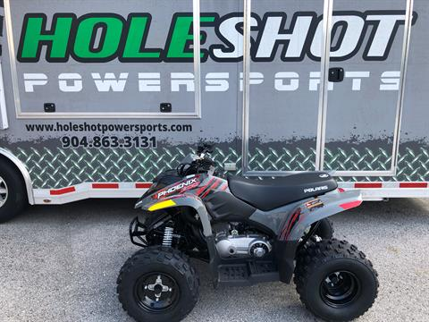 2019 Polaris Phoenix 200 in Fleming Island, Florida - Photo 1