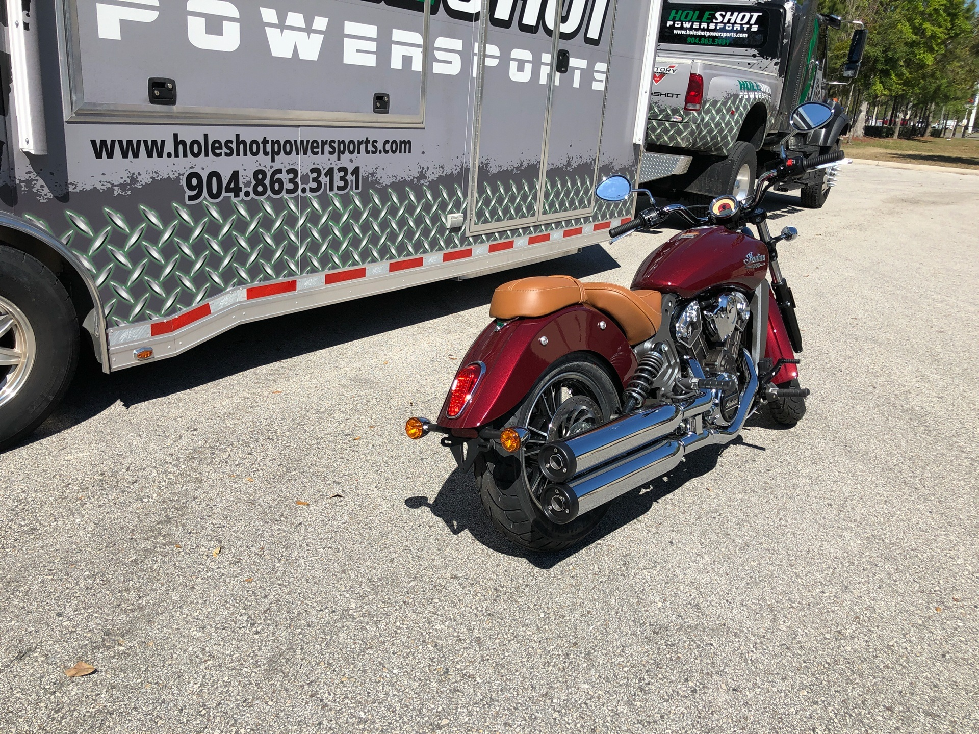 2018 Indian Scout® ABS in Fleming Island, Florida