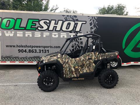 2019 Polaris General 1000 EPS Hunter Edition in Fleming Island, Florida
