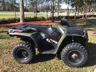 2014 Polaris Sportsman® 800 EFI in Fleming Island, Florida