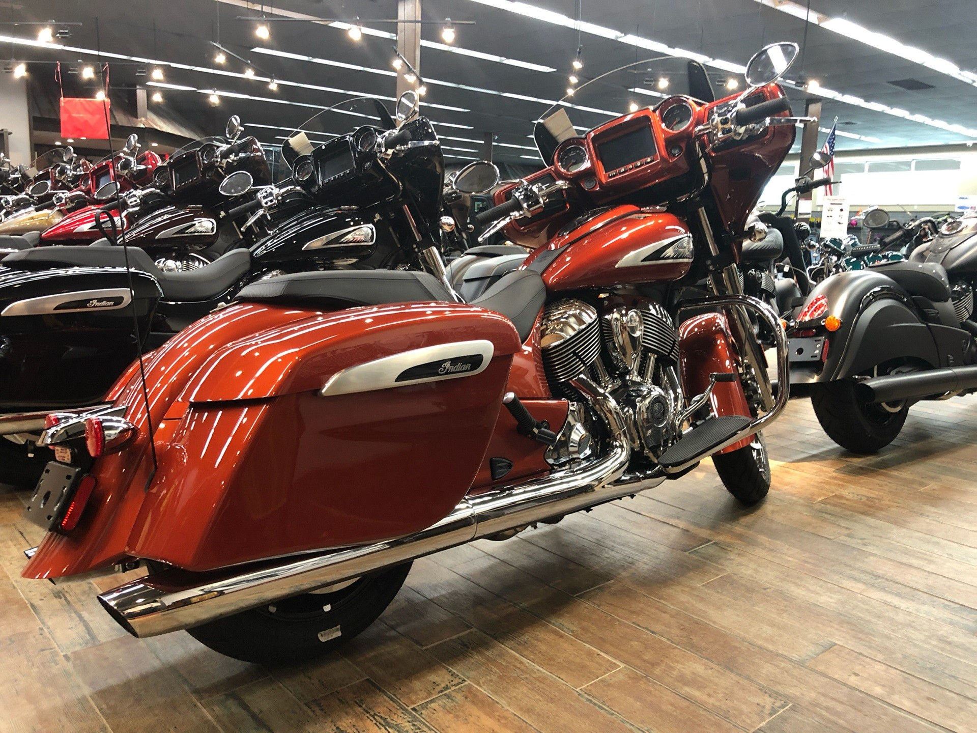 2019 Indian Chieftain® Limited Icon Series in Fleming Island, Florida - Photo 2