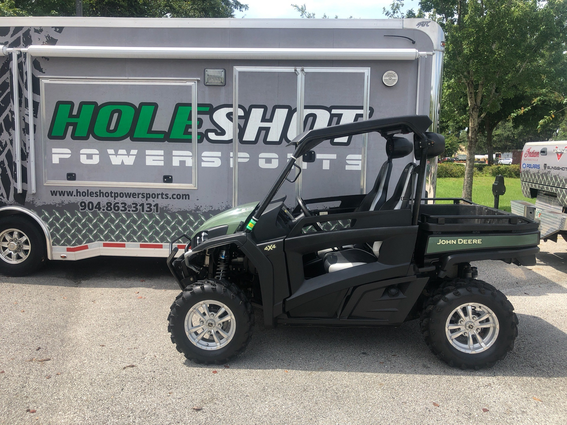 2015 John Deere Gator™ RSX850i in Fleming Island, Florida - Photo 1