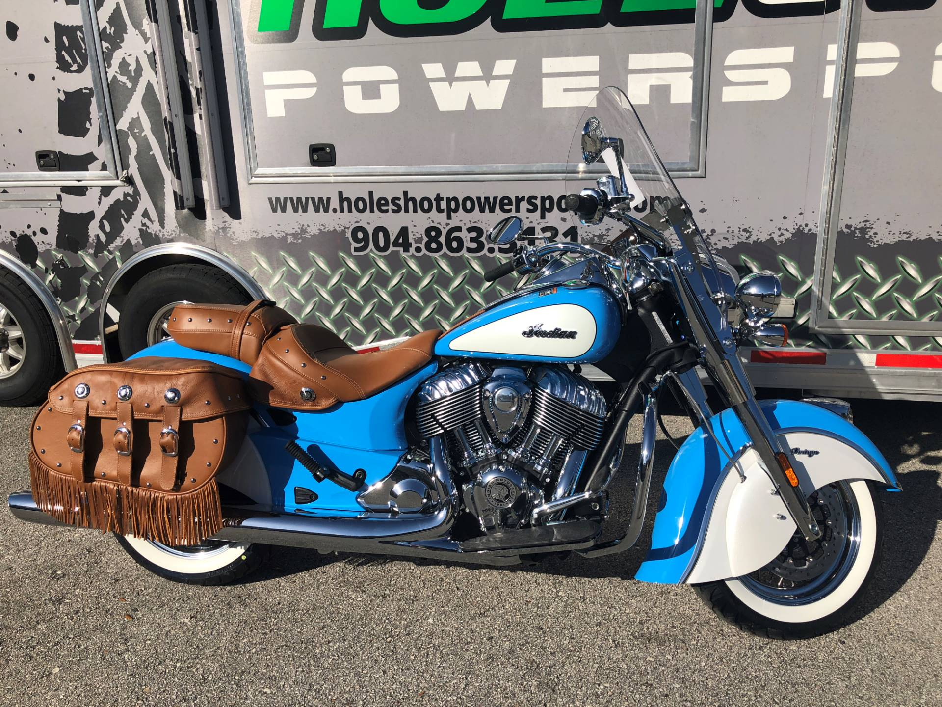 2018 Indian Chief® Vintage ABS in Fleming Island, Florida