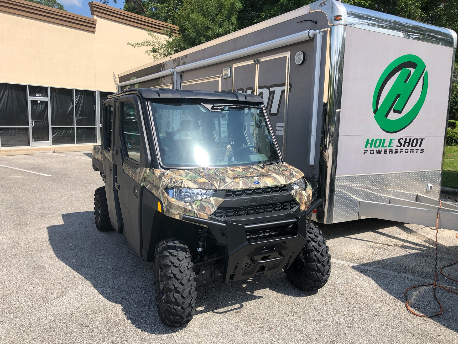 2020 Polaris Ranger Crew XP 1000 NorthStar Edition Ride Command in Fleming Island, Florida - Photo 2