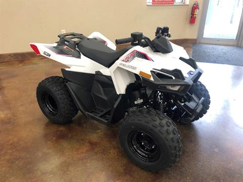 2021 Polaris Outlaw 70 EFI in Fleming Island, Florida - Photo 1