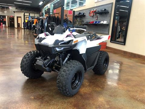 2021 Polaris Outlaw 70 EFI in Fleming Island, Florida - Photo 2