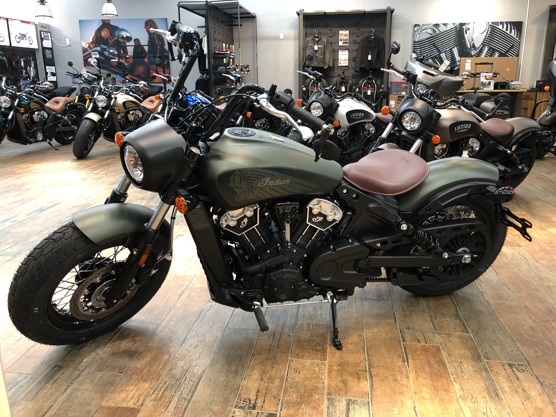 2020 Indian Scout® Bobber Twenty ABS in Fleming Island, Florida - Photo 4
