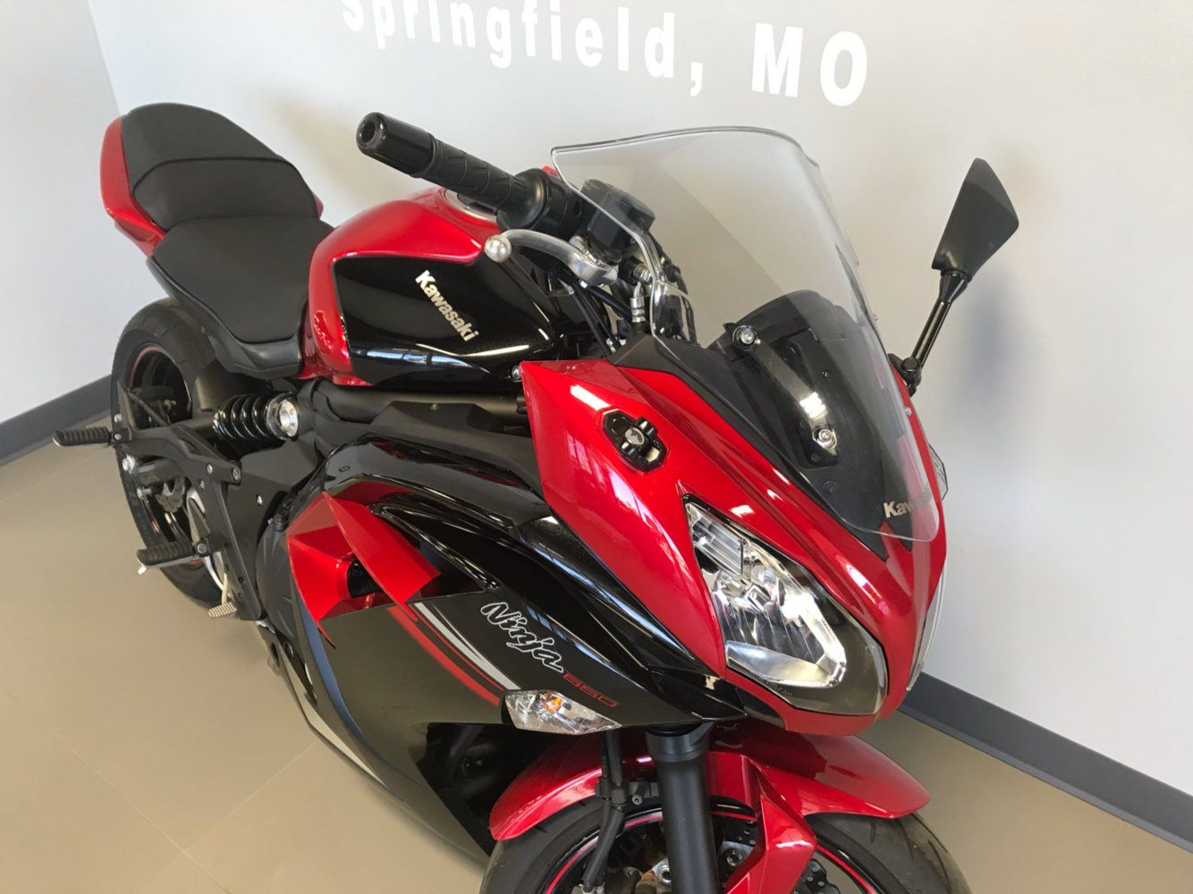 2016 Kawasaki Ninja 650 in Springfield, Missouri - Photo 10