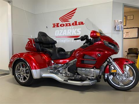 2014 Honda Gold Wing® Audio Comfort in Springfield, Missouri