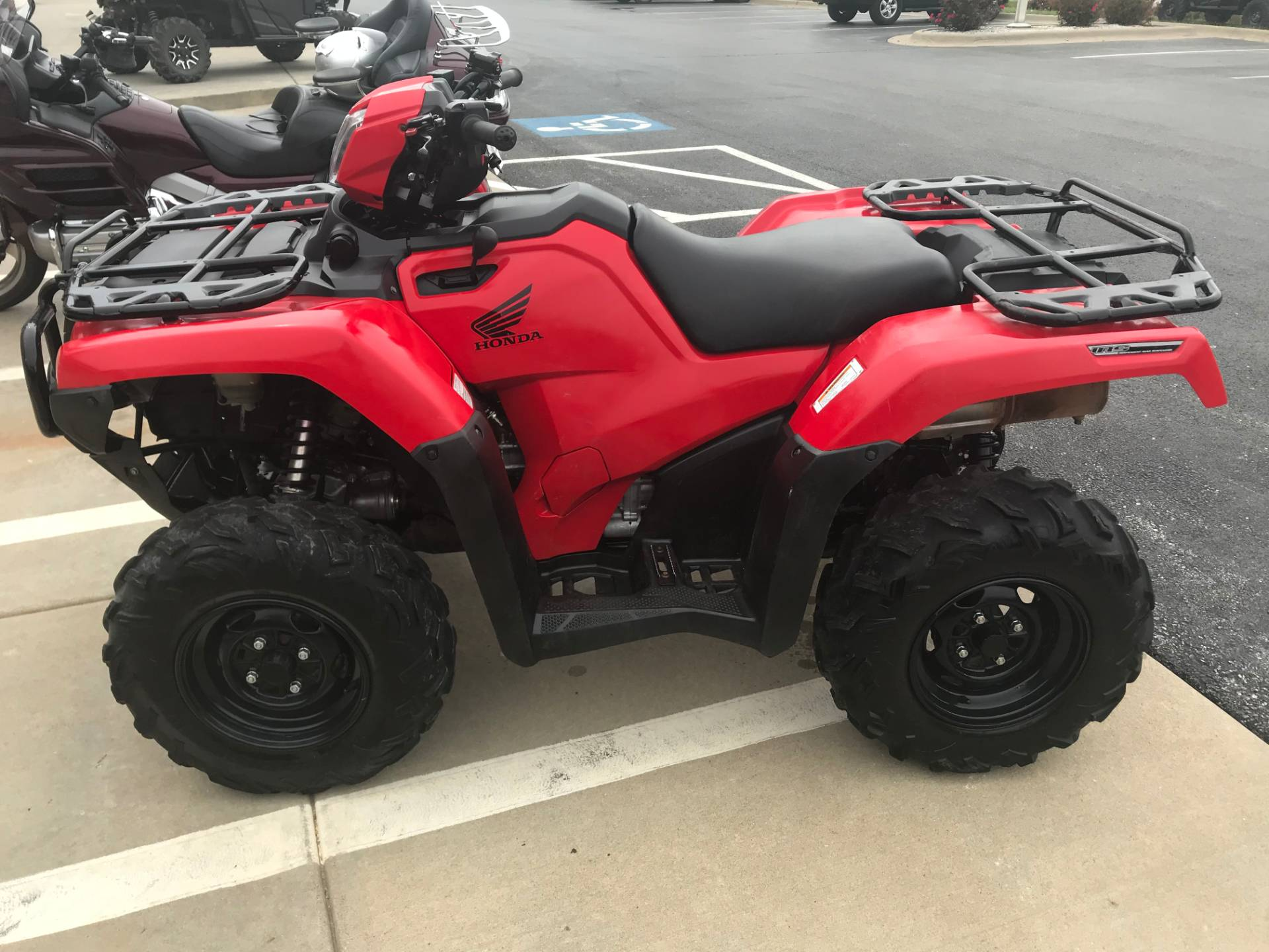 2016 Honda FourTrax Foreman Rubicon 4x4 Automatic DCT EPS in Springfield, Missouri