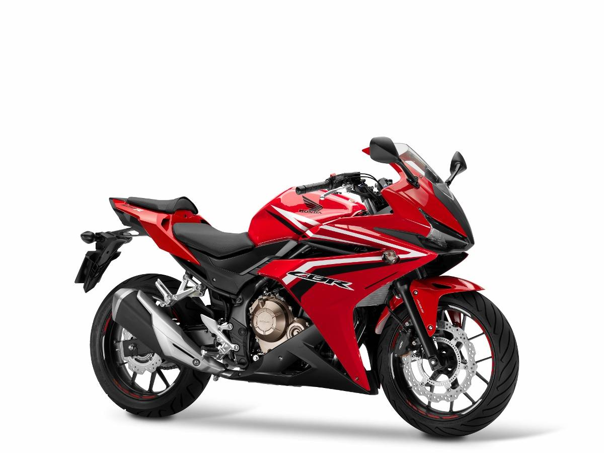 New 2017 Honda Cbr500r Motorcycles In Springfield Mo Stock Number