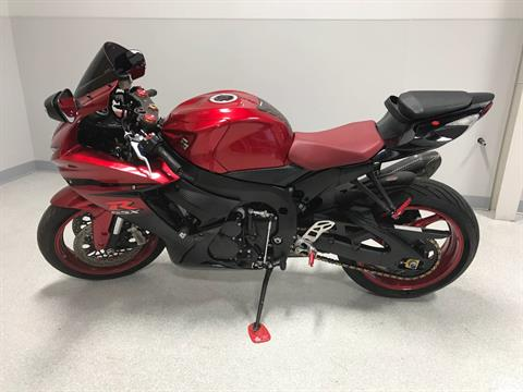 2014 Suzuki GSX-R750™ 50th Anniversary Edition in Springfield, Missouri