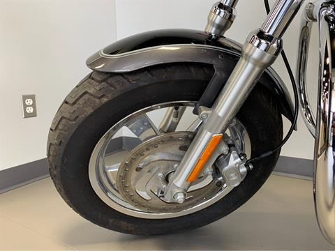 2014 Harley-Davidson 1200 Custom in Springfield, Missouri - Photo 8