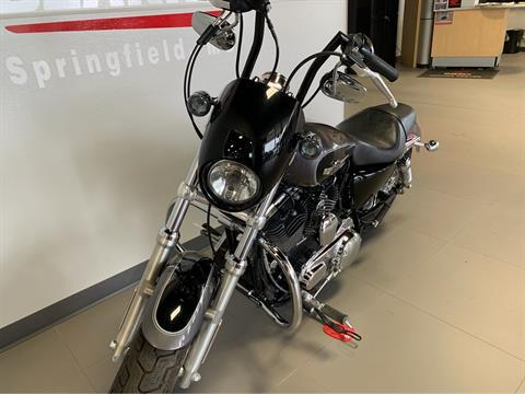 2014 Harley-Davidson 1200 Custom in Springfield, Missouri - Photo 9
