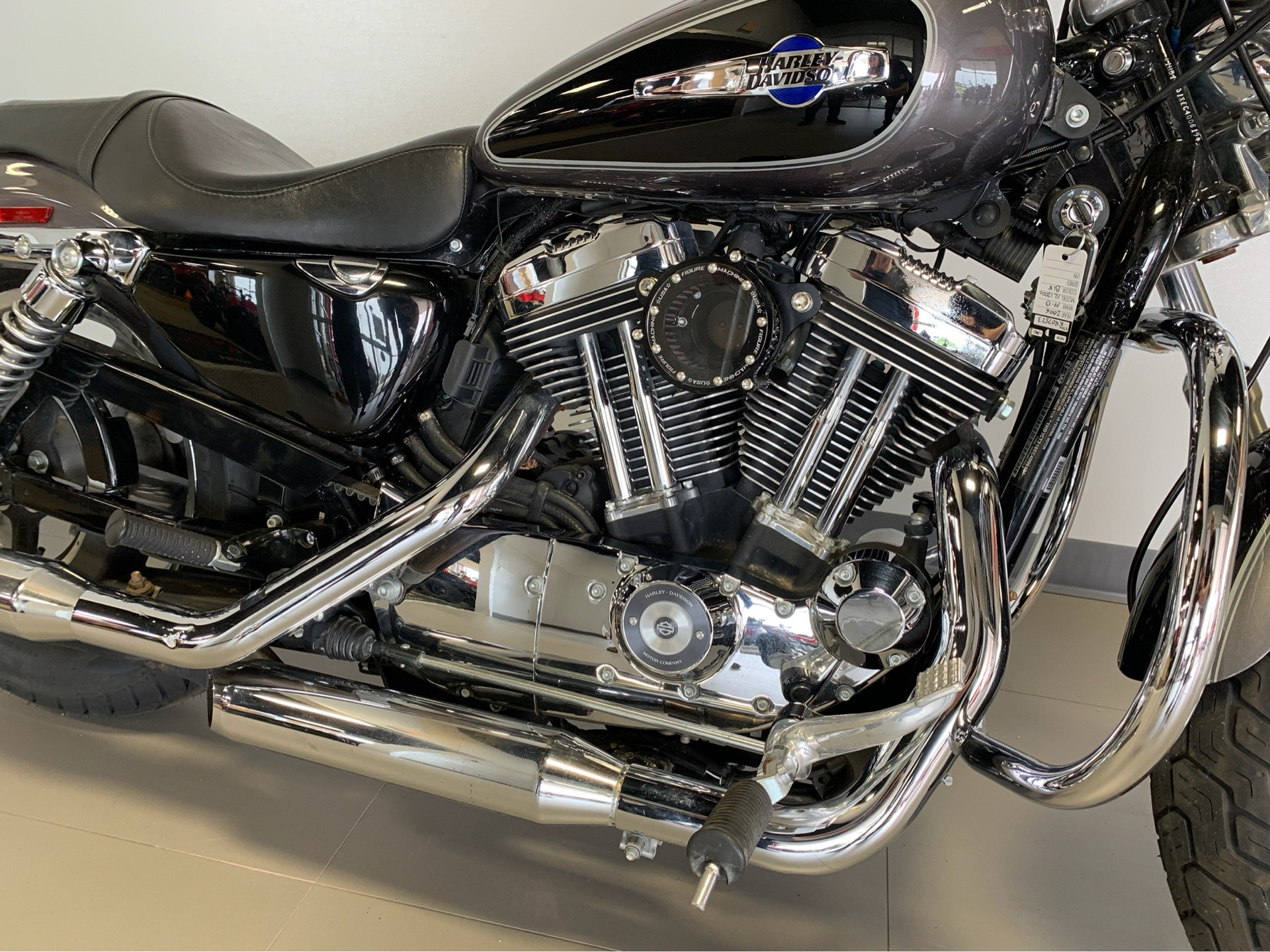 2014 Harley-Davidson 1200 Custom in Springfield, Missouri - Photo 14