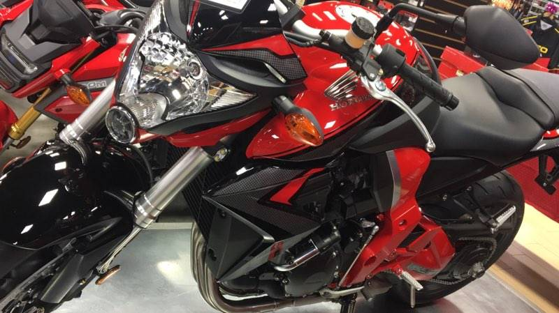 New 2016 Honda Cb1000r Motorcycles In Springfield Mo Stock Number